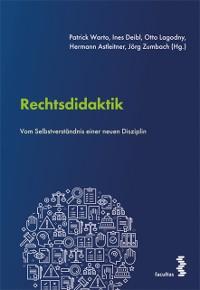 Cover Rechtsdidaktik