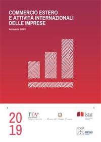 Cover Commercio estero e attività internazionali delle imprese