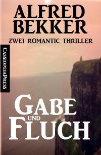 Cover Gabe und Fluch: Zwei Romantic Thriller