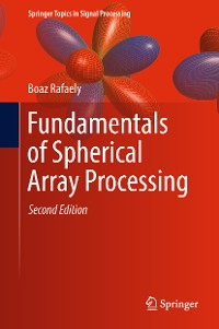 Cover Fundamentals of Spherical Array Processing