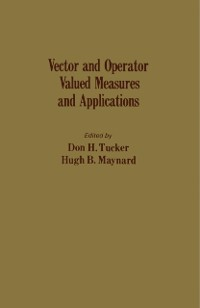 Cover Vector and Operator Valued Measures and Applications