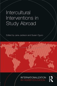 Cover Intercultural Interventions in Study Abroad