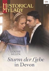 Cover Sturm der Liebe in Devon