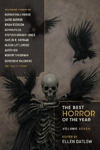 Cover Best Horror of the Year