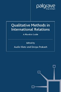 Cover Qualitative Methods in International Relations