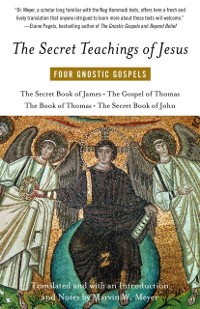 Cover Secret Teachings of Jesus