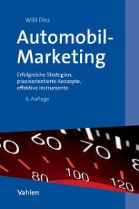 Cover Automobil-Marketing