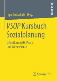 Cover VSOP Kursbuch Sozialplanung
