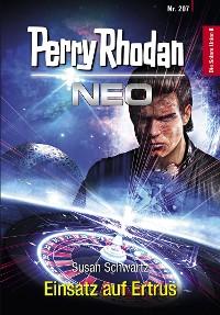 Cover Perry Rhodan Neo 207: Einsatz auf Ertrus