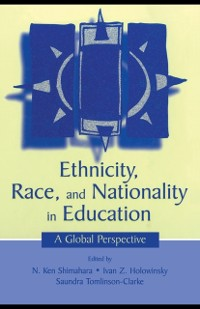 Cover Ethnicity, Race, and Nationality in Education