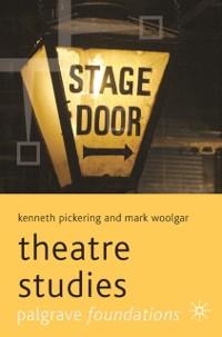 Cover Theatre Studies