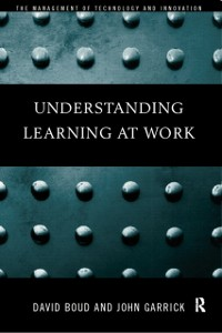 Cover Understanding Learning at Work