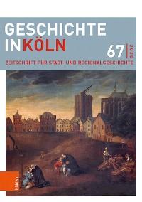 Cover Geschichte in Köln 67 (2020)