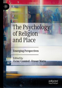 Cover The Psychology of Religion and Place