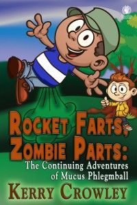 Cover Rocket Farts, Zombie Parts