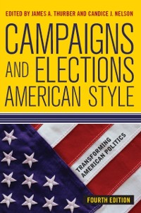 Cover Campaigns and Elections American Style