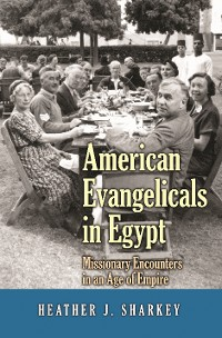 Cover American Evangelicals in Egypt