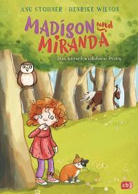 Cover Madison und Miranda – Das verschwundene Pony