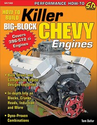 Cover How to Build Killer Big-Block Chevy Engines
