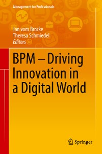 Cover BPM - Driving Innovation in a Digital World
