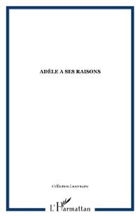 Cover Adele a ses raisons