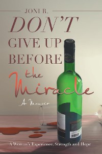 Cover Don't Give up Before the Miracle