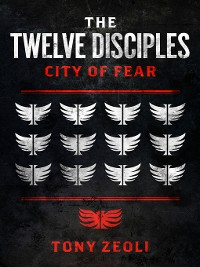 Cover The Twelve Disciples
