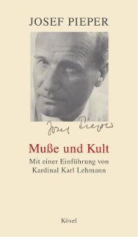 Cover Muße und Kult