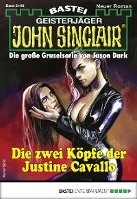Cover John Sinclair 2188 - Horror-Serie