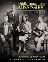 Cover Fiddle Tunes from Mississippi