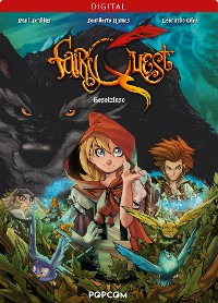 Cover Fairy Quest 01