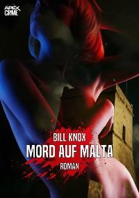 Cover MORD AUF MALTA