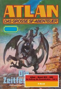 Cover Atlan-Paket 17: Im Auftrag der Kosmokraten (Teil 3)