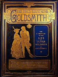Cover Dalziels' Illustrated Goldsmith