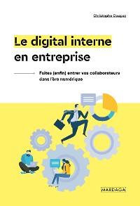 Cover Le digital interne en entreprise