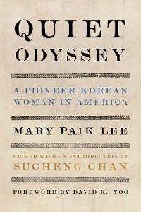 Cover Quiet Odyssey
