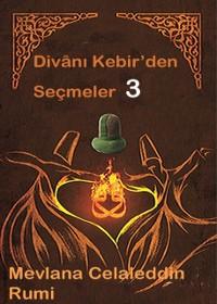 Cover Divan-A  Kebir'den Secmeler 3