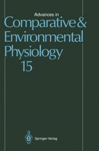 Cover Advances in Comparative and Environmental Physiology