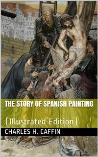 Cover The Story of Spanish Painting