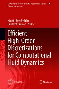 Cover Efficient High-Order Discretizations for Computational Fluid Dynamics