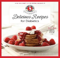 Cover Delicious Recipes for Diabetics