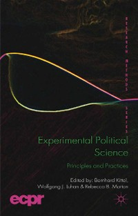 Cover Experimental Political Science
