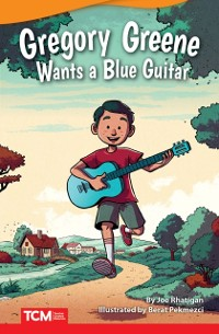 Cover Gregory Greene Wants a Blue Guitar