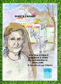 """Cover """"Stio tra storia e leggenda e cenni sulla baronia di Magliano"""""""
