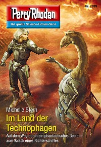 Cover Perry Rhodan 2829: Im Land der Technophagen