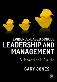 Cover Evidence-based School Leadership and Management
