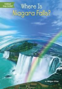Cover Where Is Niagara Falls?
