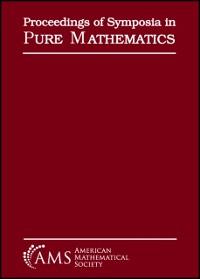 Cover 1960 Institute on Finite Groups