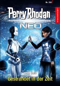 Cover Perry Rhodan Neo 260: Gestrandet in der Zeit