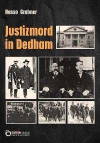 Cover Justizmord in Dedham